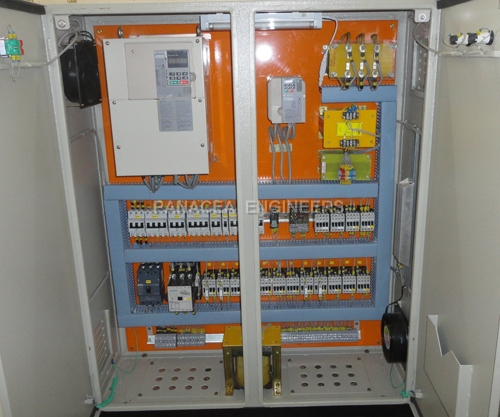 Electrical Panel With VVVF Drive